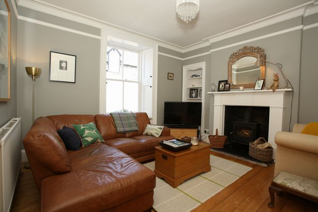 Living Room of High Street, New Galloway, Castle Douglas DG7