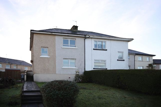 Thumbnail Semi-detached house for sale in Burnside Avenue, Port Glasgow