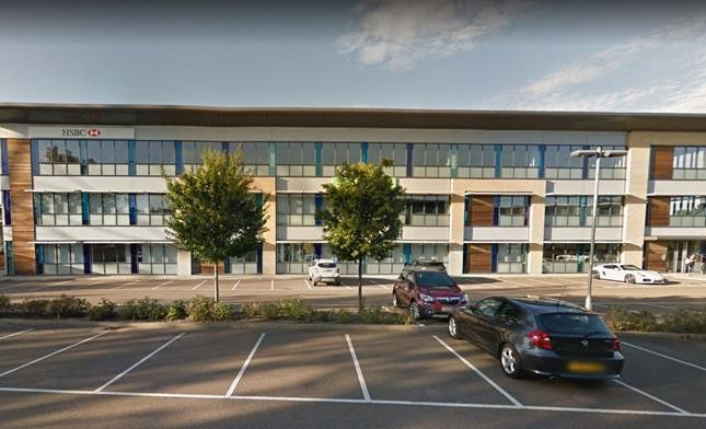 Thumbnail Office to let in Lakeview West, Galleon Boulevard, Crossways Business Park, Dartford, Kent