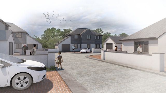 4 bed semi-detached house for sale in St. Merryn, Padstow
