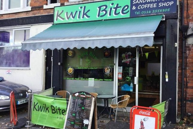 Restaurant/cafe for sale in 91 Aylestone Road, Leicester