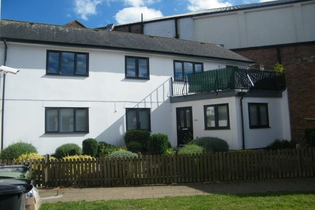 Thumbnail Flat to rent in North Street, Exeter