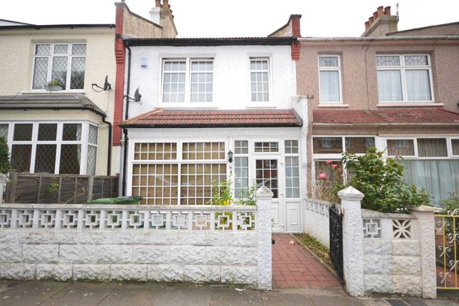 Thumbnail Terraced house for sale in Crumpsall Street, London