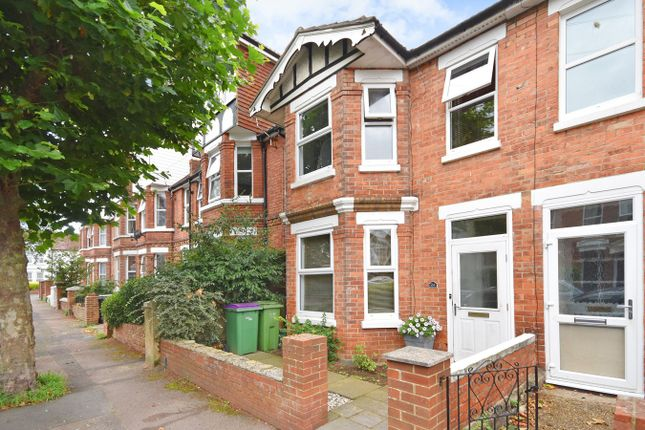 Thumbnail Terraced house for sale in Quested Road, Folkestone