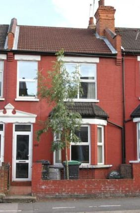 Thumbnail Terraced house to rent in Hermitage Road, London, London