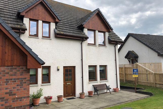 Thumbnail Flat for sale in 15 Birchbrae Drive, Kirkhill
