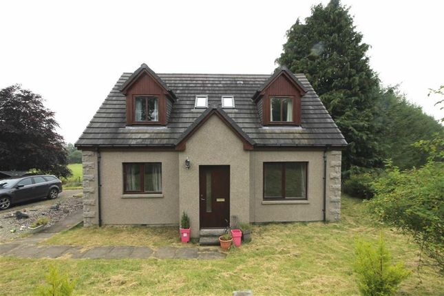 Thumbnail Detached house for sale in Rothiemay, Huntly