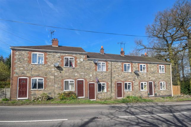 Thumbnail Terraced house for sale in Copt Oak Road, Markfield