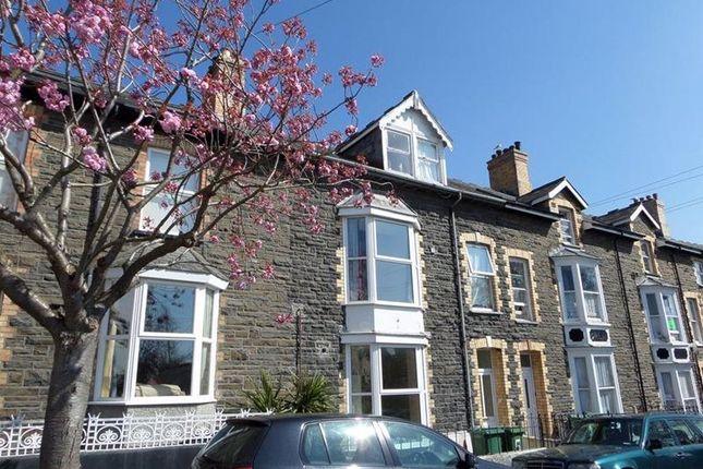 Thumbnail Shared accommodation to rent in Caergog Terrace, Aberystwyth