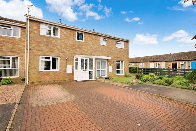 Thumbnail Terraced house for sale in Showfield, Royal Wootton Bassett, Wiltshire