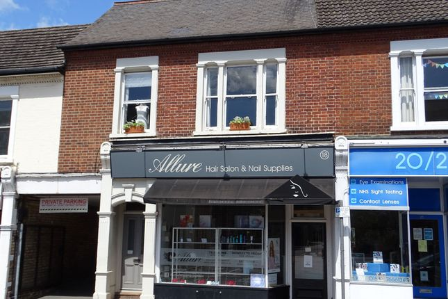 Thumbnail Retail premises to let in Station Road, Harpenden