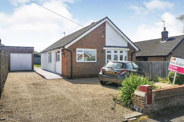 Thumbnail Detached bungalow for sale in Longridge Road, Hedge End, Southampton
