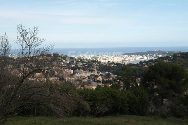 Thumbnail Land for sale in Le Cannet, 06110, France