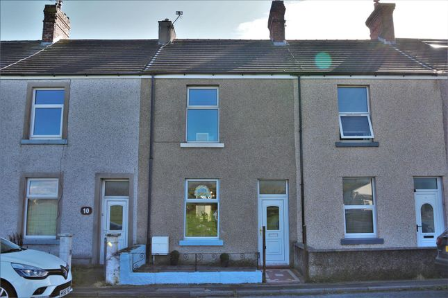 Thumbnail Terraced house for sale in Moor Terrace, Millom