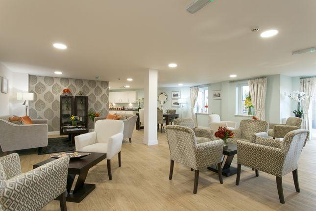 Communal Lounge For Socialising