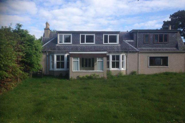 Thumbnail Country house to rent in Sandown Farm Lane, Nairn