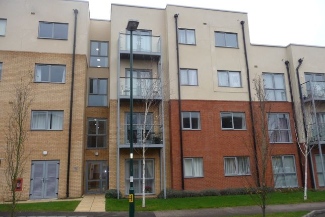 Thumbnail Flat to rent in Admiral Drive, Stevenage