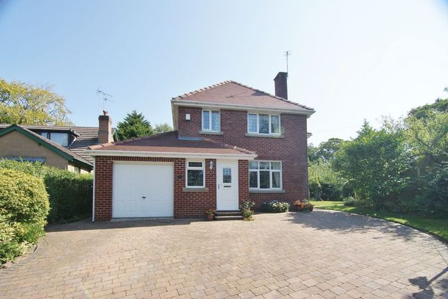Thumbnail Detached house for sale in Lower Lane, Freckleton