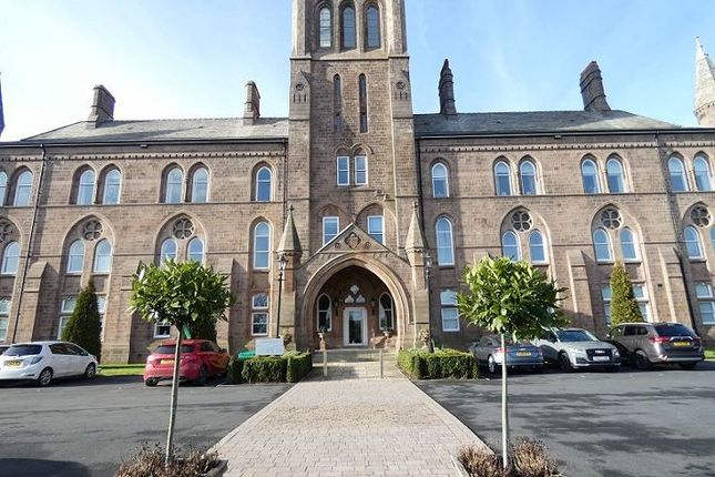 Thumbnail Flat for sale in North Wing, The Residence, Kershaw Drive, Lancaster