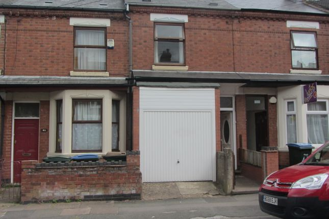 Thumbnail Terraced house to rent in St Georges Road, Coventry