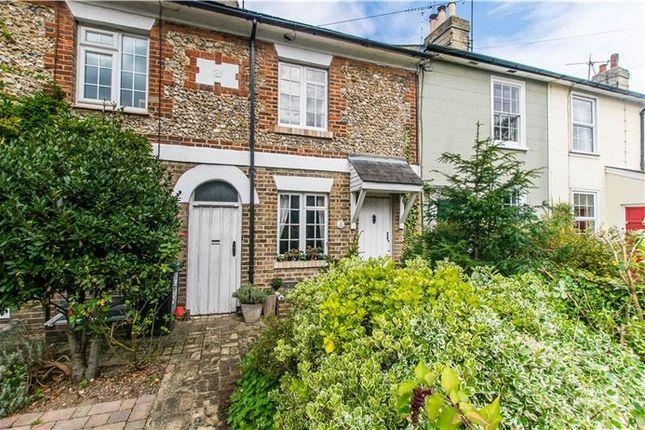 Thumbnail Terraced house for sale in Radwinter Road, Saffron Walden