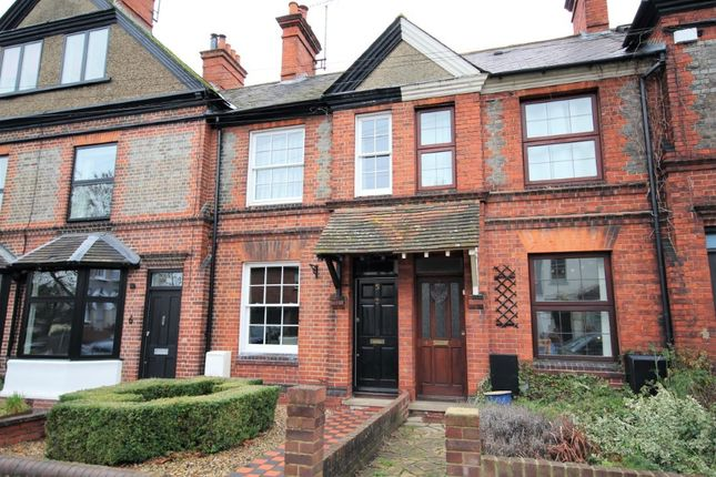 Thumbnail Terraced house to rent in Station Terrace, Twyford, Reading