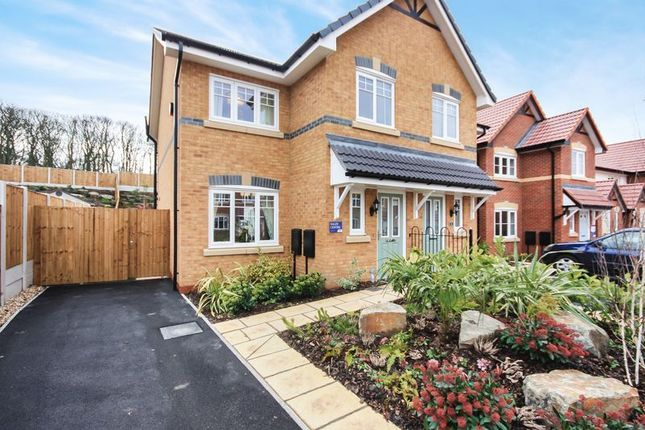 Thumbnail Semi-detached house for sale in Plot 42 The Birch, Eccleston Grange, St. Helens