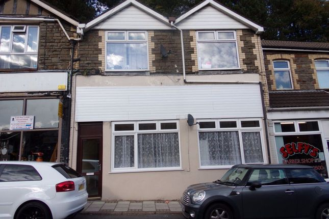 1 bed flat to rent in Tynewydd Terrace, Newbridge, Newport NP11