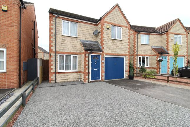 Thumbnail Detached house for sale in Elizabeth Close, Crowle, North Lincolnshire
