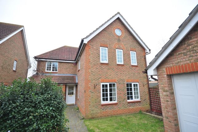 Thumbnail Detached house to rent in Penny Cress Road, Minster On Sea, Sheerness