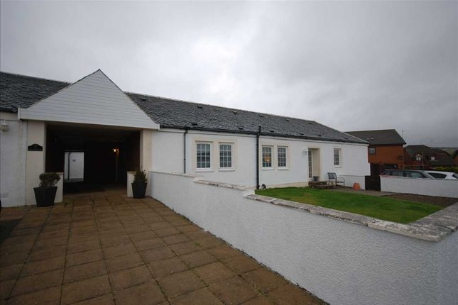 Thumbnail Bungalow for sale in The Manor, South Isle Road, Ardrossan