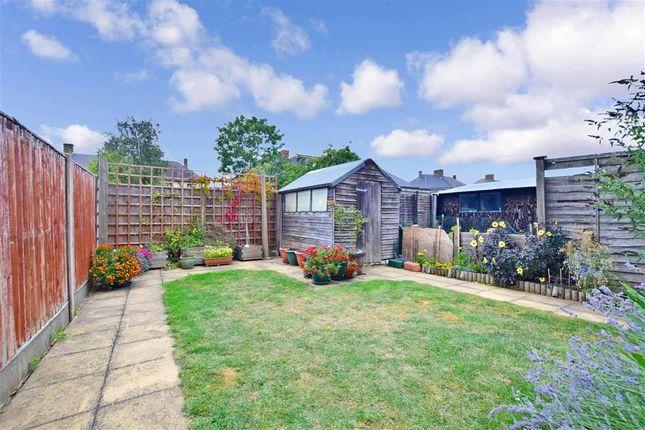 Rear Garden of Chittys Lane, Dagenham, Essex RM8