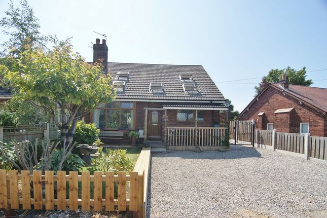 Thumbnail Semi-detached bungalow for sale in Goe Lane, Freckleton