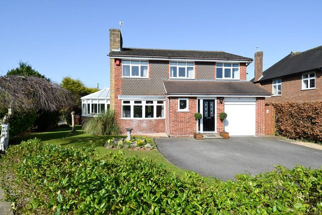 Thumbnail Detached house for sale in Kidderminster Road, Bromsgrove