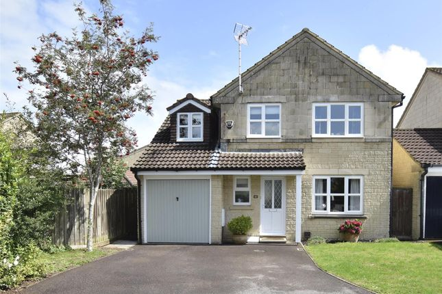 Thumbnail Detached house for sale in Alder Way, Bath, Somerset