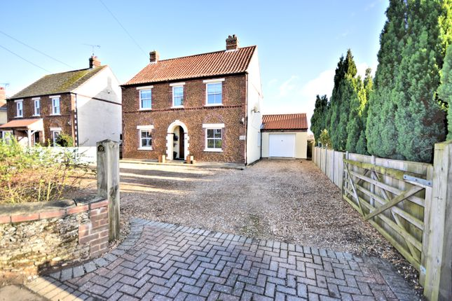 Thumbnail Detached house for sale in Church Crofts, Manor Road, Dersingham, King's Lynn