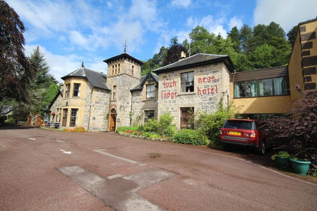 Thumbnail Hotel/guest house for sale in Loch Ness Lodge Hotel, Drumnadrochit, Inverness