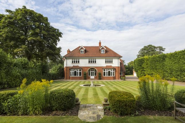 Thumbnail Detached house to rent in Granville Road, St Georges Hill