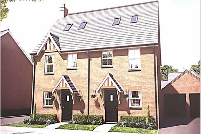 Thumbnail Semi-detached house to rent in Home Farm Drive, Boughton, Northampton