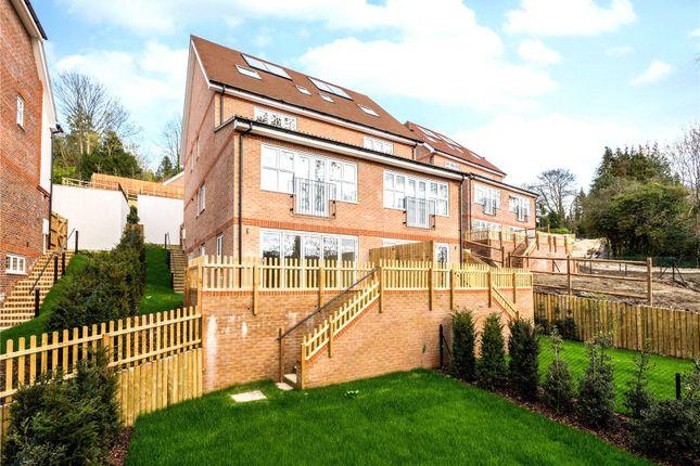 Thumbnail Semi-detached house for sale in Bradenhurst Close, Caterham, Surrey