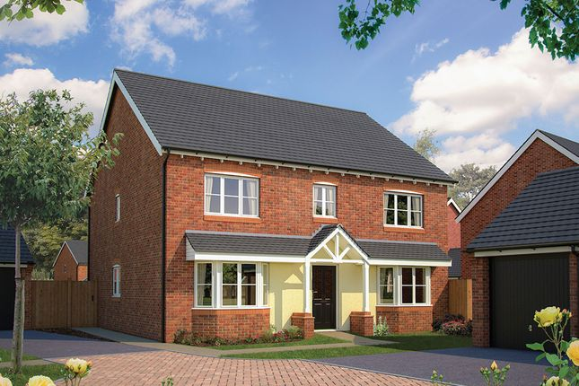 "Thumbnail Detached house for sale in ""The Winchester"" at The Poppies, Meadow Lane, Moulton, Northwich"