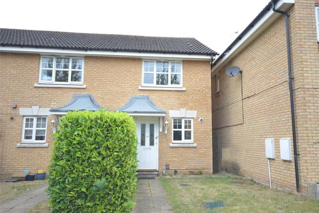 Thumbnail Terraced house to rent in Friarscroft Way, Aylesbury, Buckinghamshire