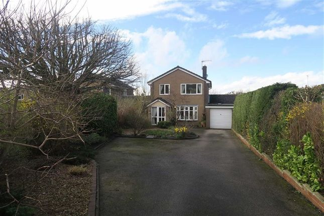 Thumbnail Detached house for sale in Manifold Drive, Cheadle, Stoke-On-Trent