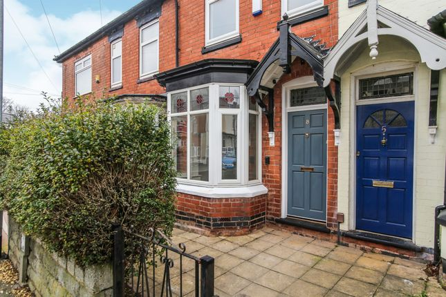 Thumbnail Terraced house for sale in Cemetery Road, Bearwood, Smethwick