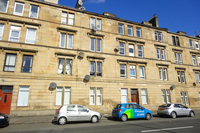 Thumbnail Flat to rent in Cumbernauld Road, Glasgow