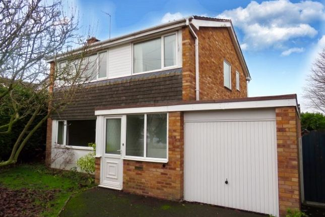 Thumbnail Property to rent in Corran Road, Stafford