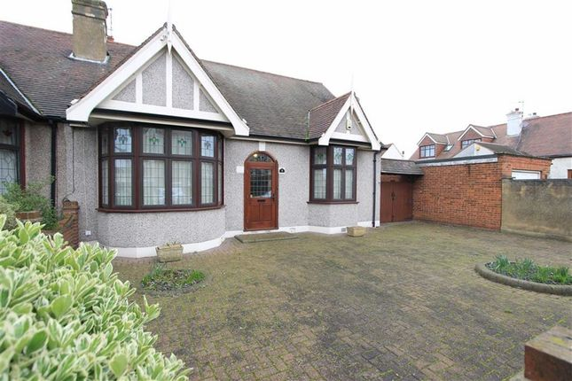 Thumbnail Semi-detached bungalow for sale in Budoch Drive, Goodmayes, Essex