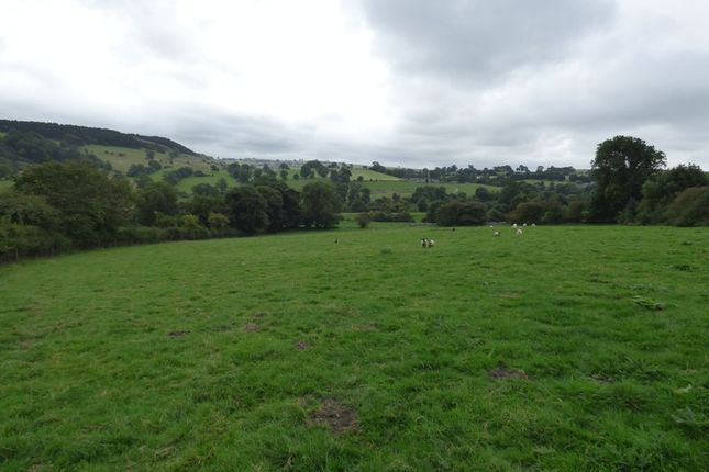 Thumbnail Land for sale in Middleton-By-Youlgrave, Bakewell