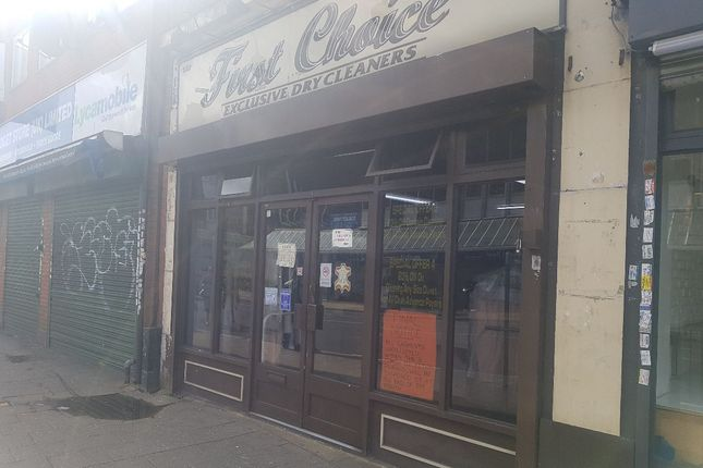 Thumbnail Restaurant/cafe to let in High Road, London
