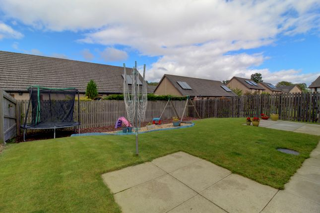 Rear Garden of Granary Wynd, Monikie, Dundee DD5